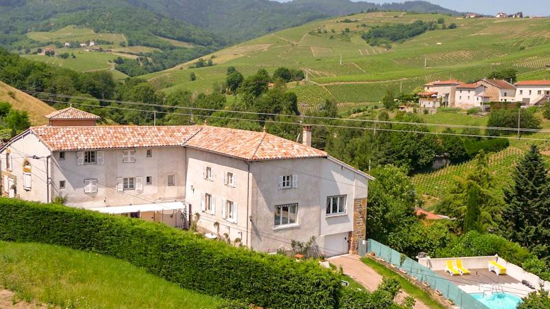 HOTEL recommandé pour mon circuit sur la route des vins du Beaujolais