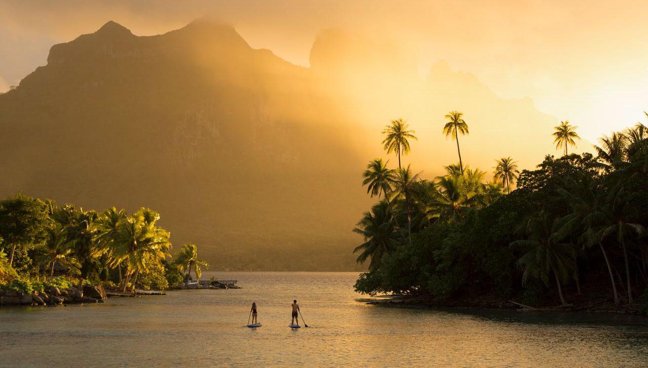 Bora Bora – La plus belle destination de voyage de noces du monde entier