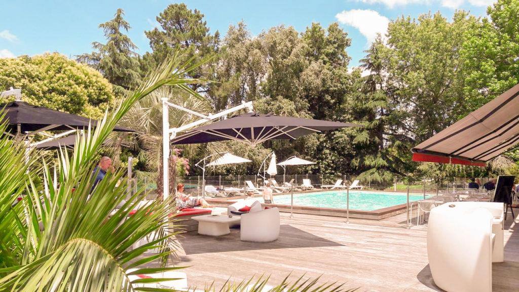Meilleur hôtel au Lac de Bordeaux acceptant les chiens près du lac