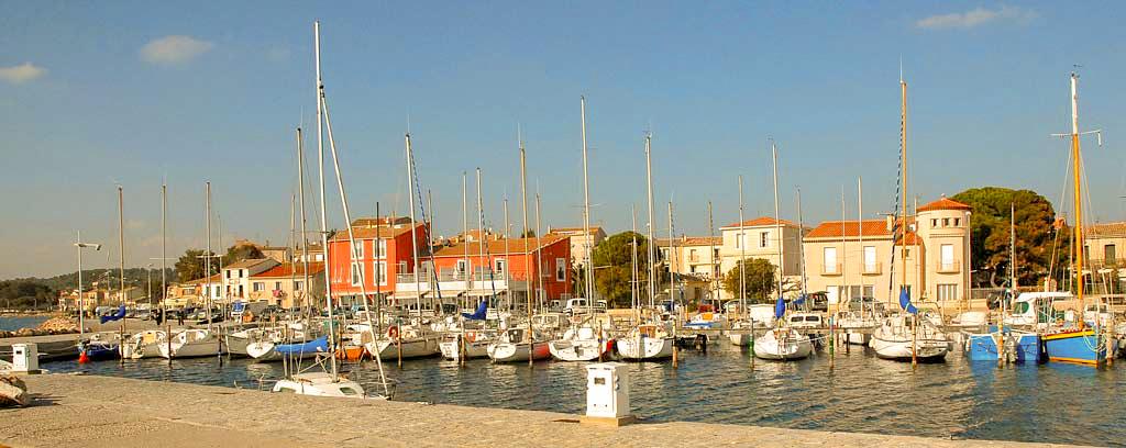 Порт Бузигу и Этан де Тау этап моего 15-дневного тура по Франции