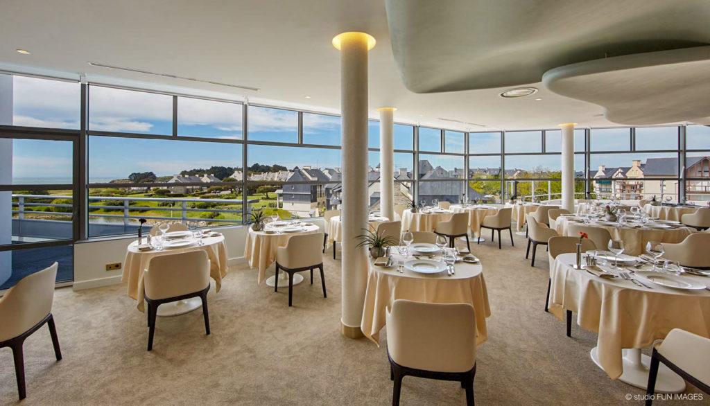 Miramar restaurant le plus beau hotel thalasso de bretagne