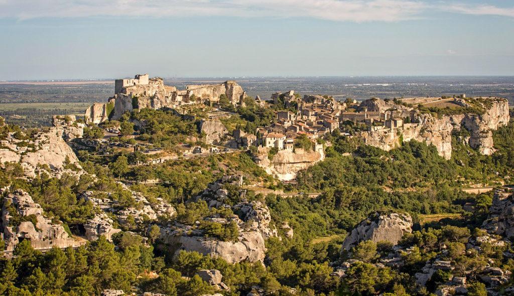 visiter la Provence - Baux de PROVENCE