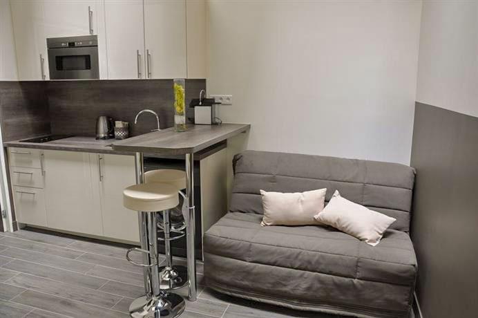 hotels pas chers à Paris pour une famille Résidence hôtelière