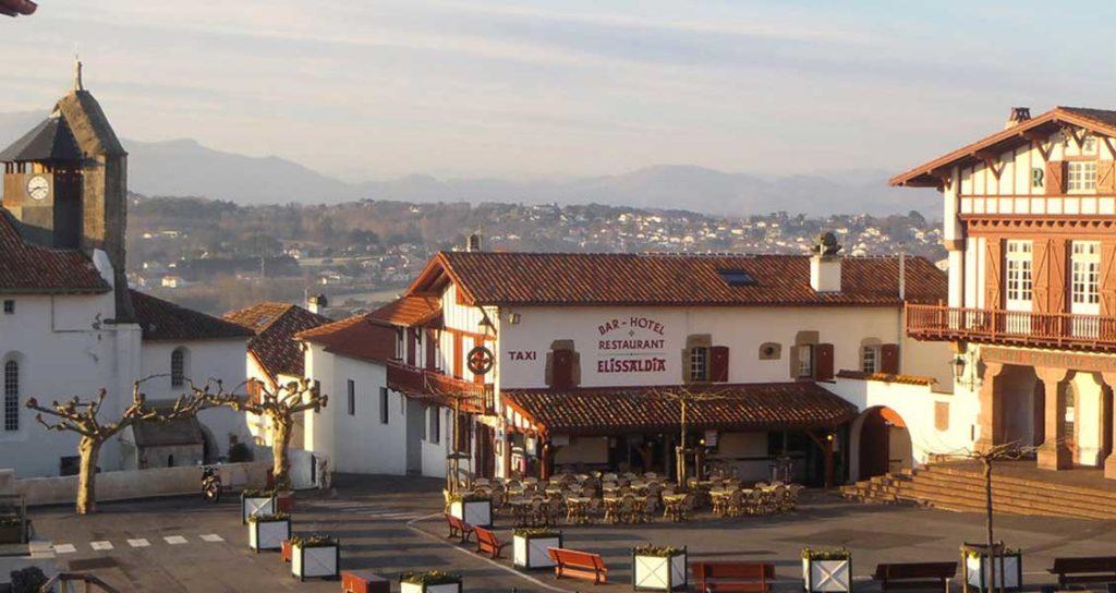 Circuit Côte Basque étape à Bidart