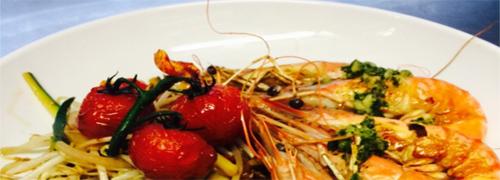 Exemple de plat Bistroquai - mon article Toulouse en 2 jours
