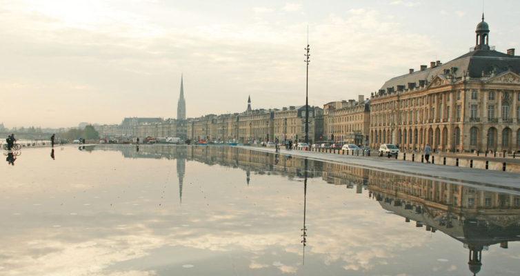 Circuit Bordeaux en 1 jour - Place de la bourse