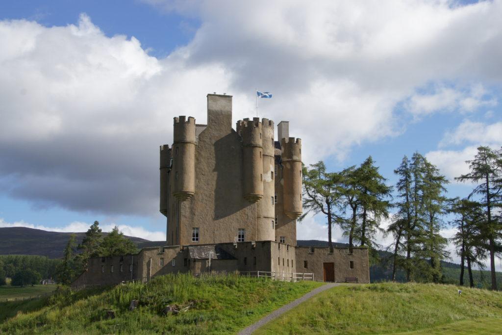 Château de Glamis Château de Braemar
