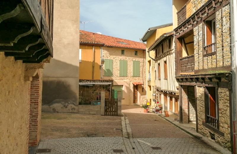 Carla-Bayle sur mon circuit touristique en Ariège