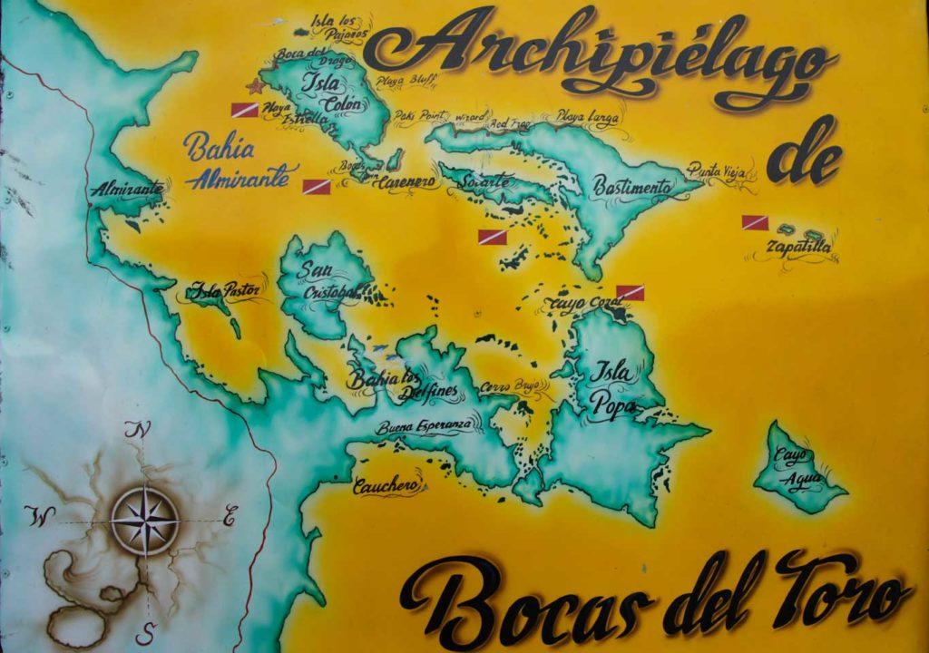 ARCHIPEL DE BOCAS DEL TORO