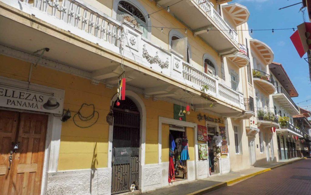 Que voir à Panama city : el casco viejo