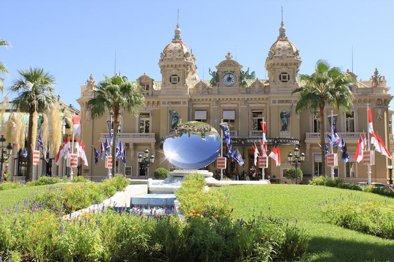 que visiter à Monaco en 1 jour : le casino