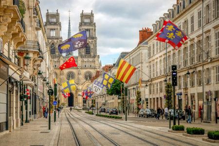 Quartiers à éviter à Orléans avec carte