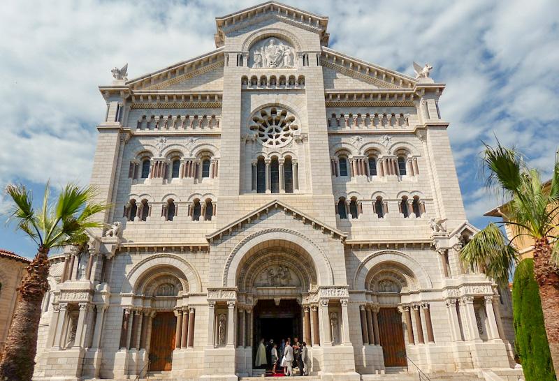 Visiter Monaco en 1 jour étape à la Cathédrale