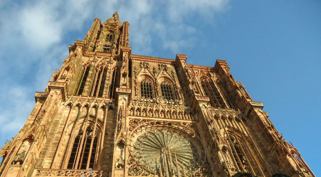 incontournables de Strasbourg avec la Cathédrale Notre Dame de Strasbourg