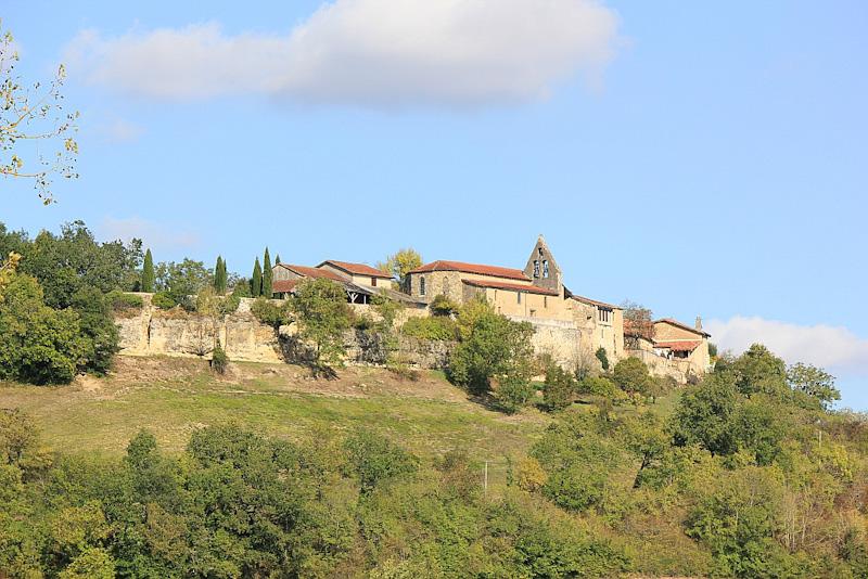 Circuit les plus beaux villages du Gers