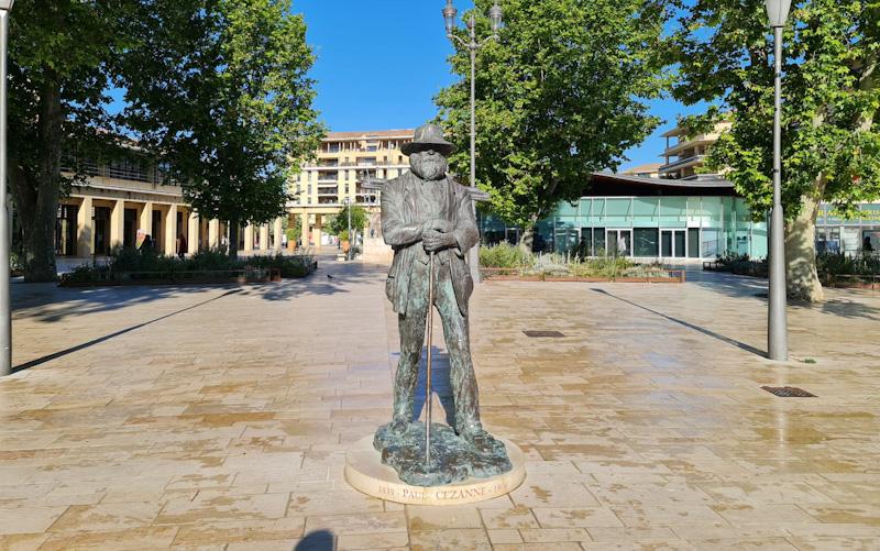 Visiter Aix en Provence en 1 jour - Centre ville