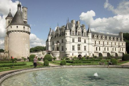 Châteaux de la Loire en 2 jours ou en 3 jours - Carte itinéraire de mon circuit