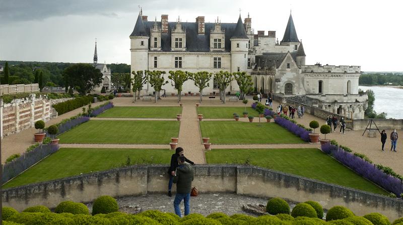 Les 10 plus beaux châteaux de la Loire en 5 jours étape à Amboise