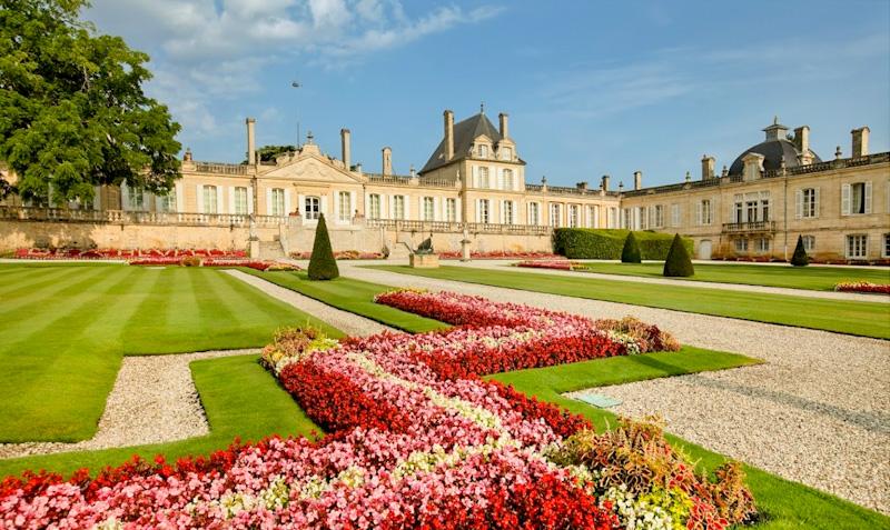Château de Beychevelle sur mon circuit touristique en Gironde