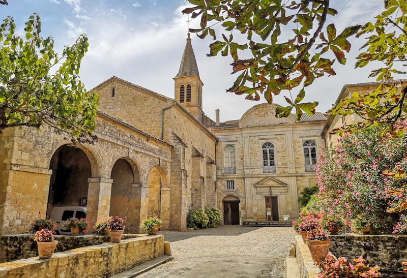 Etape Château de Cassaigne sur mon circuit Les plus beaux villages du Gers