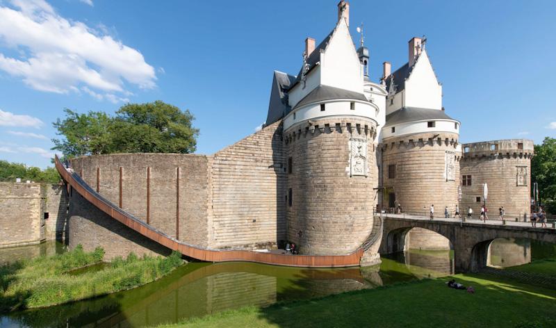 Nantes en 1 jour - Etape de mon circuit touristique