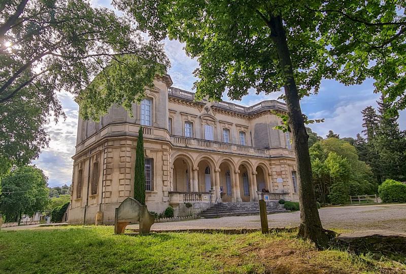 Que voir dans les Alpilles : Château d'Alphonse Daudet
