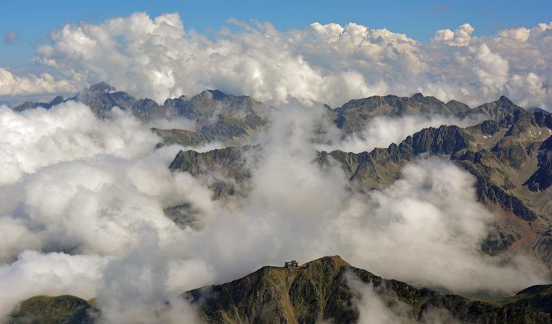Visiter le Pic du Midi dans mon circuit autour du cirque de Gavarnie