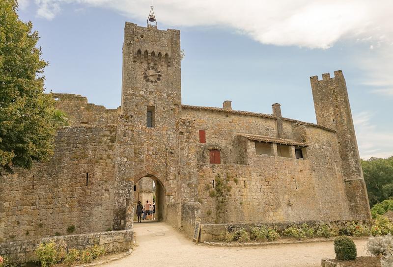 Cité médiévale de Larressingle