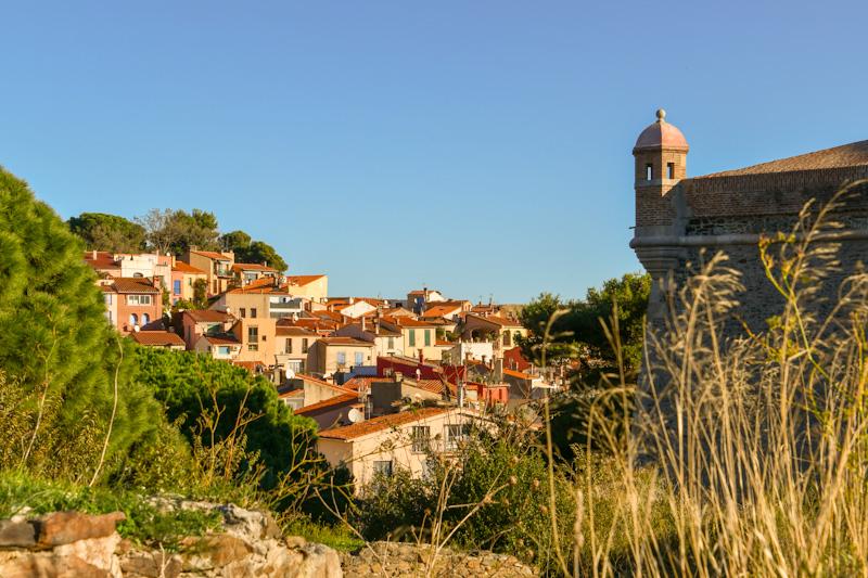 15-дневная поездка на юг Франции - Маршрут от Монпелье до Перпиньяна + карта маршрута