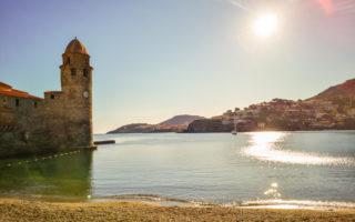 PERPIGNAN et ses alentours - Visite de Collioure