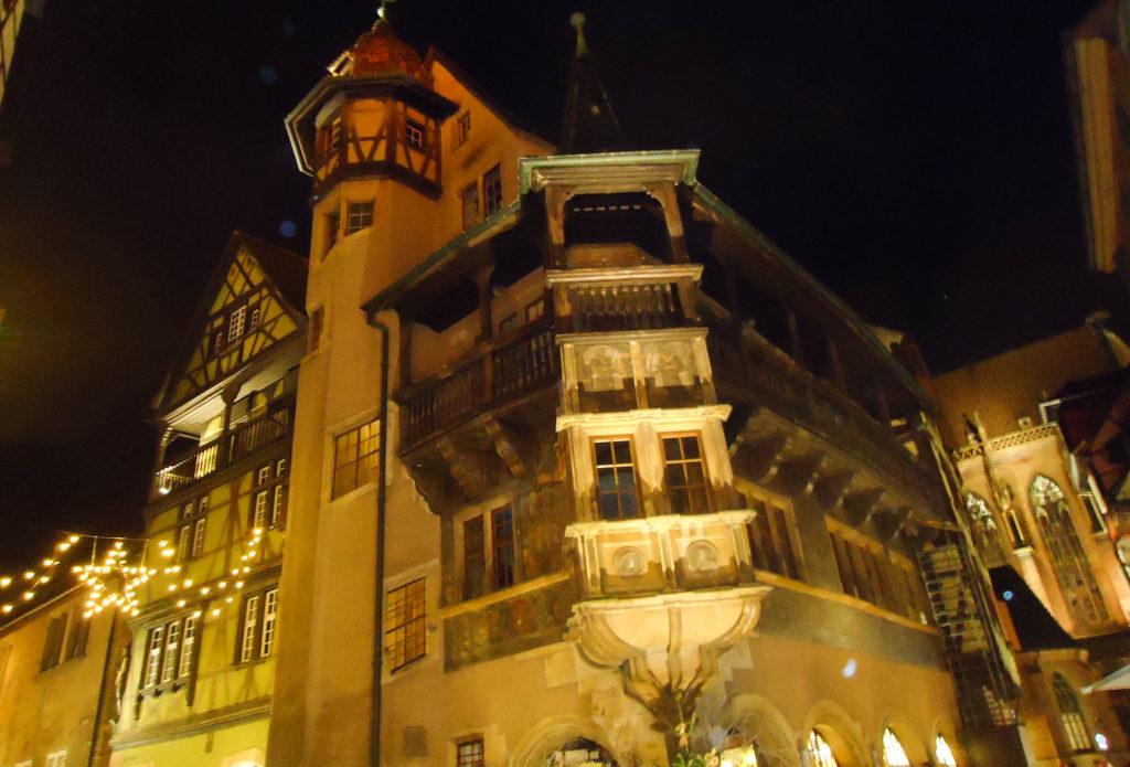 route des vins alsace et visite de Colmar