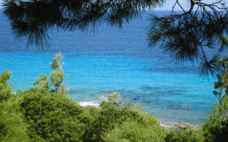 Corse en 4 jours – Itinéraire et carte circuit en Corse du Sud