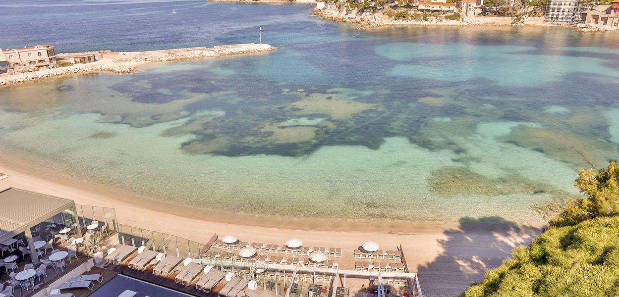 Meilleur hôtel Thalasso & Spa de France sur la Côte d'Azur