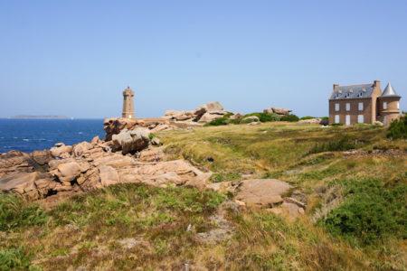 Cote de granit rose – Circuit 2 jours en Bretagne Côtes d'Armor