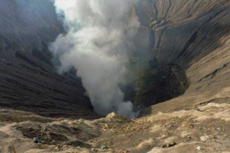 cratère VOLCAN BROMO INDONESIE