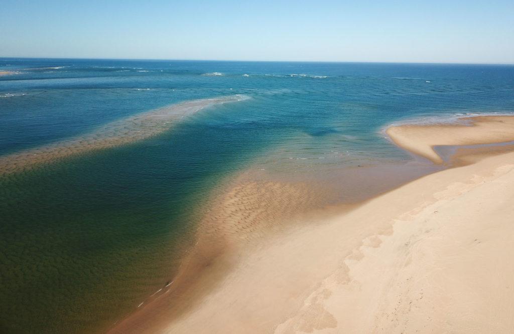 Dunes du Cap Ferret randonnée Sentier de l'Abécédaire