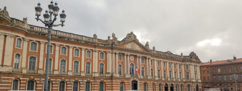 Toulouse étape de mon circuit en France de 10 jours en train