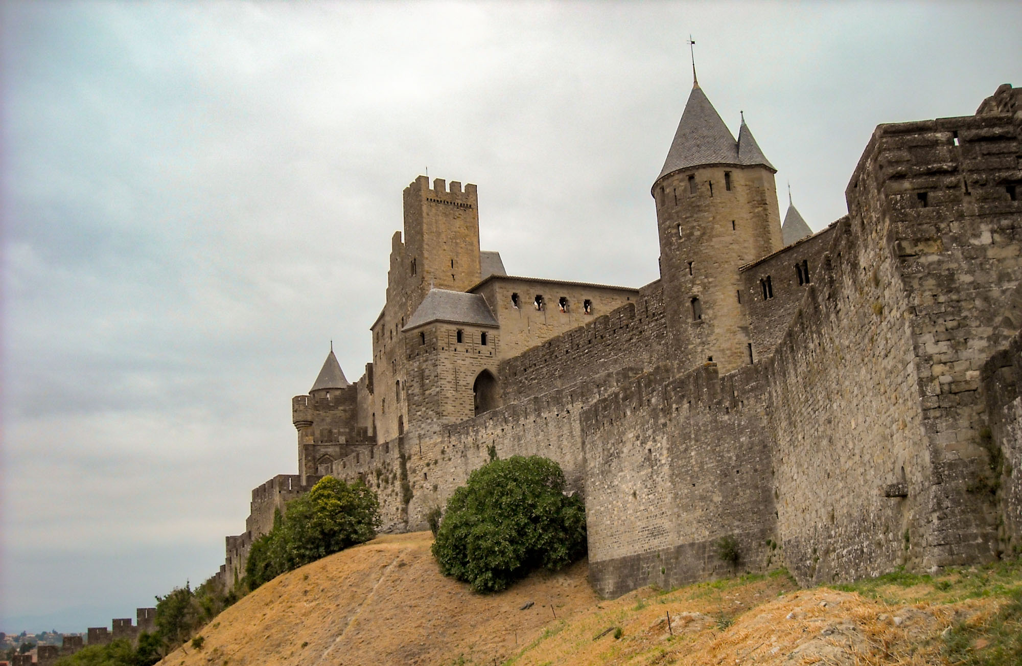 Carcassonne Blog for France