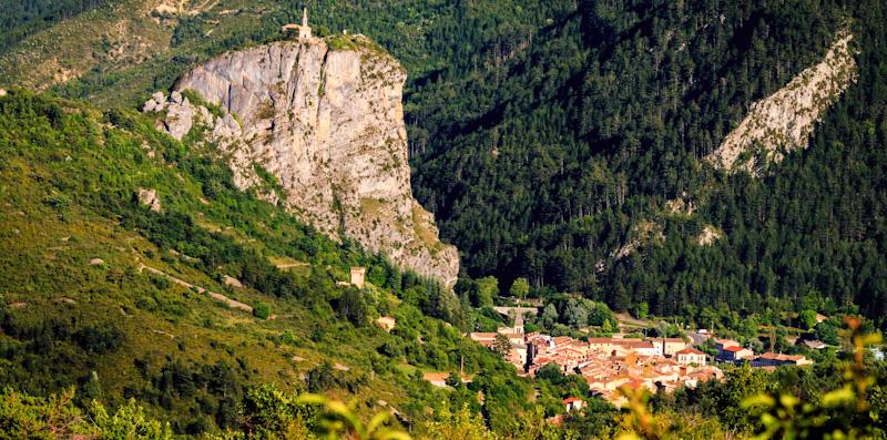 Comment visiter les Gorges du Verdon - Visite de Castellane