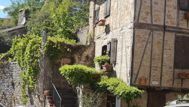 week end dans le sud ouest de la France étape à Castelnau de Montmiral