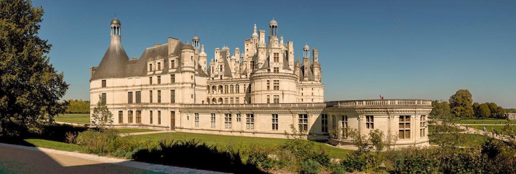 Découvrir la France en 10 jours étape au Château de Chambord