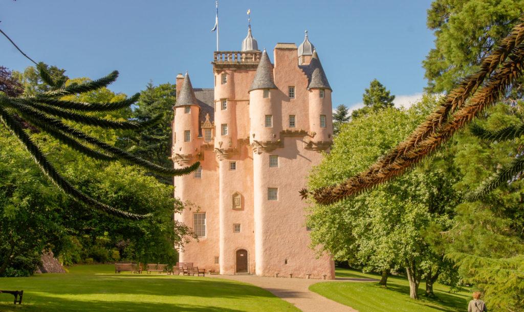 Aberdeen et les châteaux des Monts Grampians CHATEAU CRAIGIEVAR
