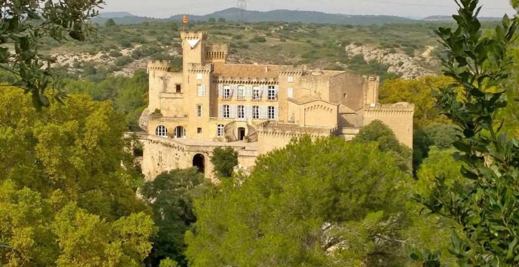 VOICI UN DES MEILLEURS HOTELS CHATEAUX DU SUD DE LA FRANCE