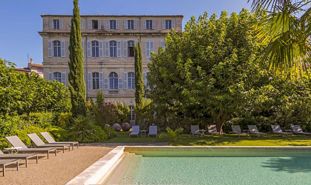 CHATEAU HOTEL DE MAZAN UN DES MEILLEURS DE PROVENCE