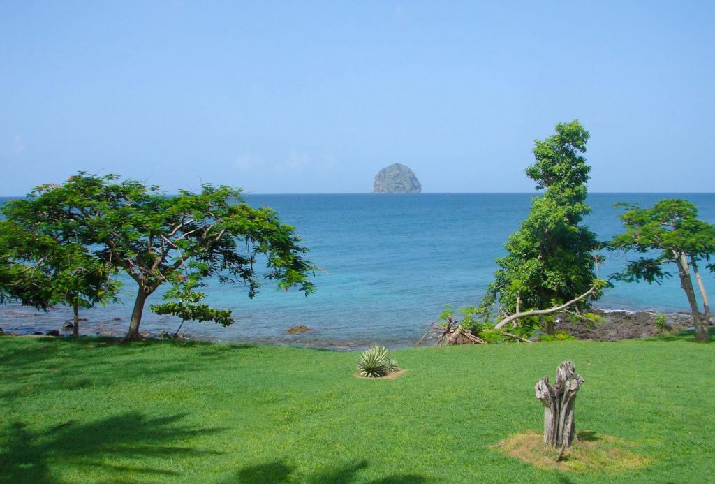 Quelle côte choisir en Martinique : Le Diamant