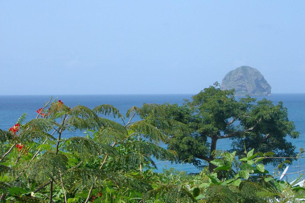 Lune de miel en Martinique