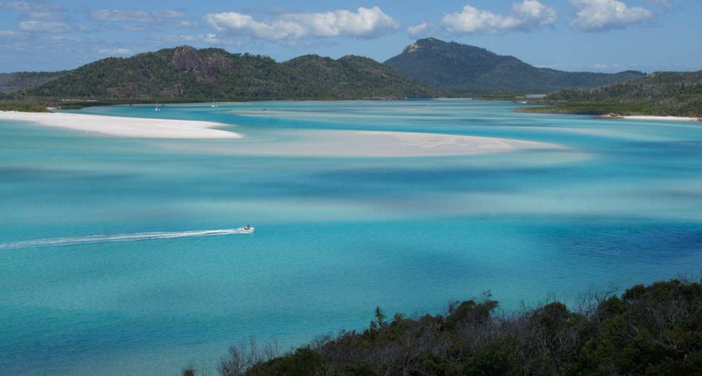 day trip in Whitsundays Islands queensland