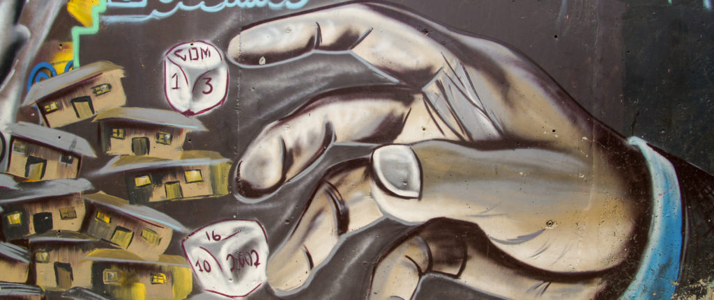 grafittis comuna 13