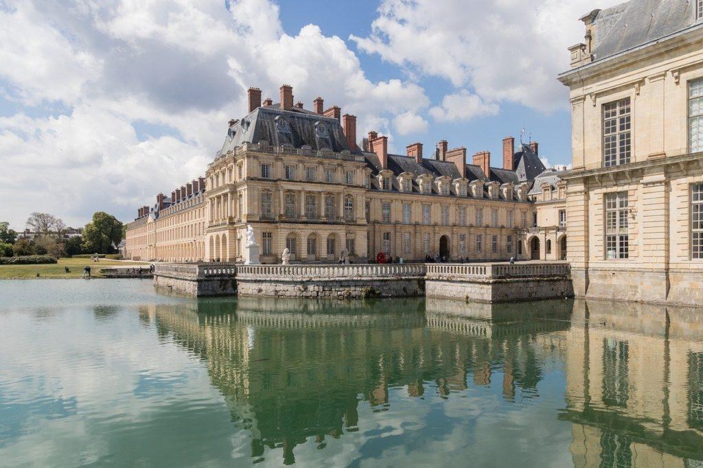 Que visiter autour de Paris château de Fontainebleau