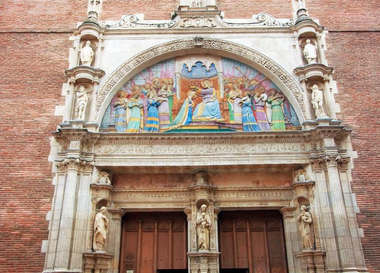 Toulouse en 2 jours - la Dalbade